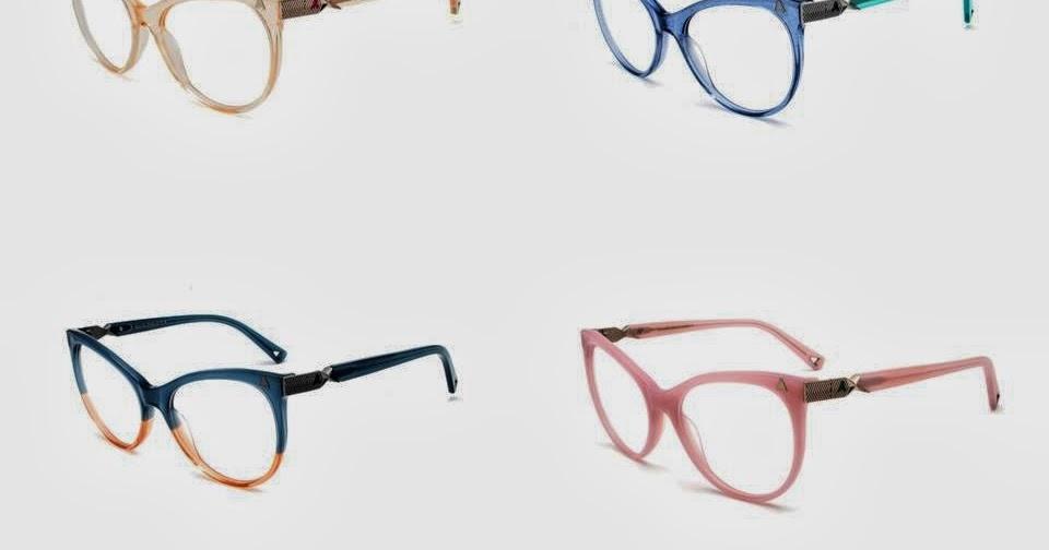 """Revista Stile  Absurda lança óculos de grau feminino no estilo  """"maxi-gatinho"""" com inspiração romântica e cores vintage. 71035d3576"""