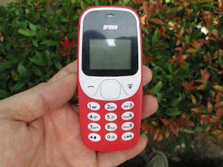 Spesifikasi Hape Prince PC-5