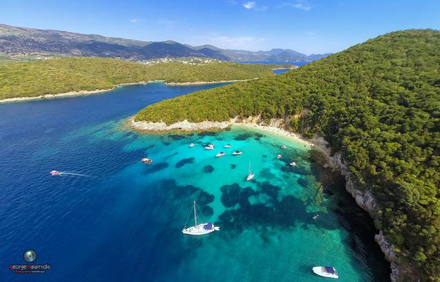 Πεντακάθαρες με τη σφραγίδα της Ευρώπης, 38 παραλίες της Ηπείρου