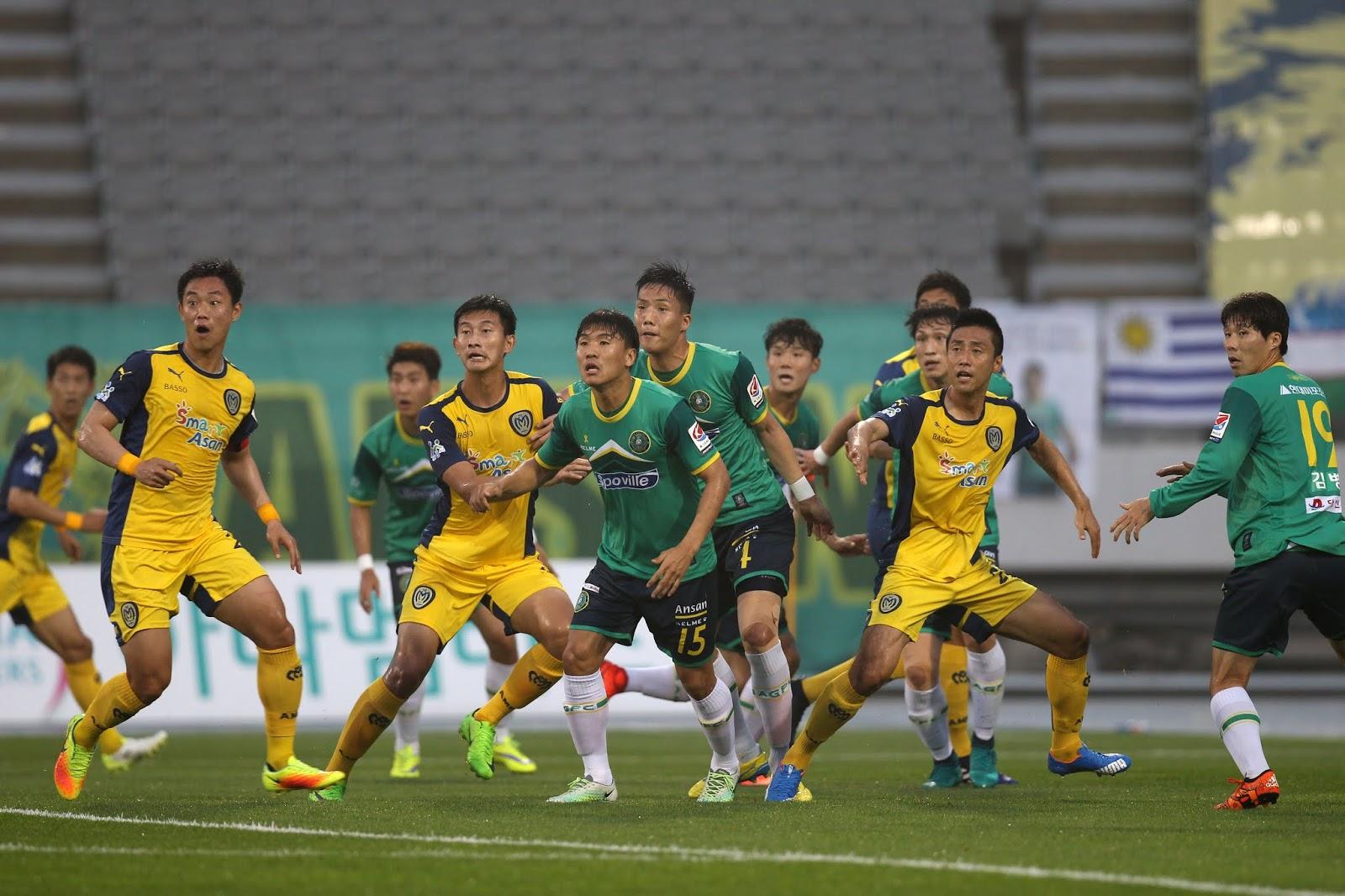 K League 2 Preview: Ansan Greenrs vs Asan Mugunghwa