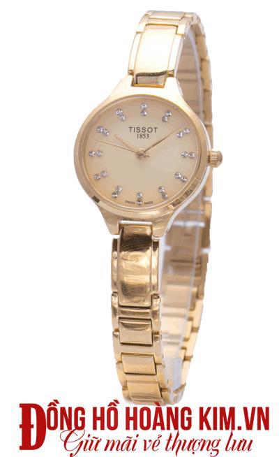 đồng hồ nữ dây thép hàng hiệu