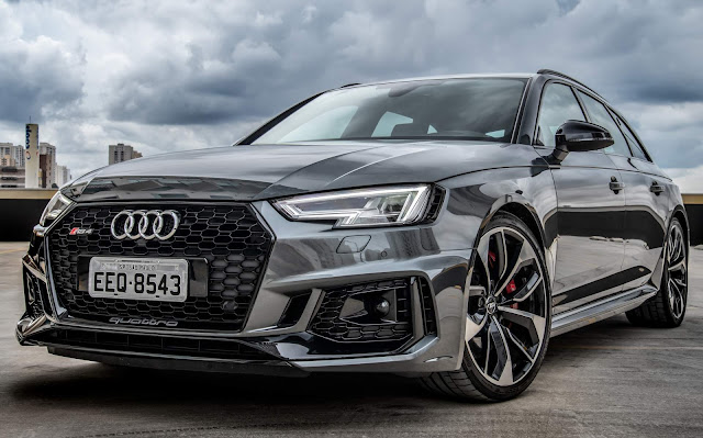Audi RS4 Avant 2019 - Brasil