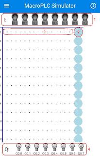 Work sheet macro PLC