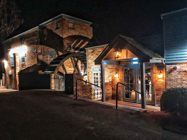 The Brampton Mill Bar & Restaurant