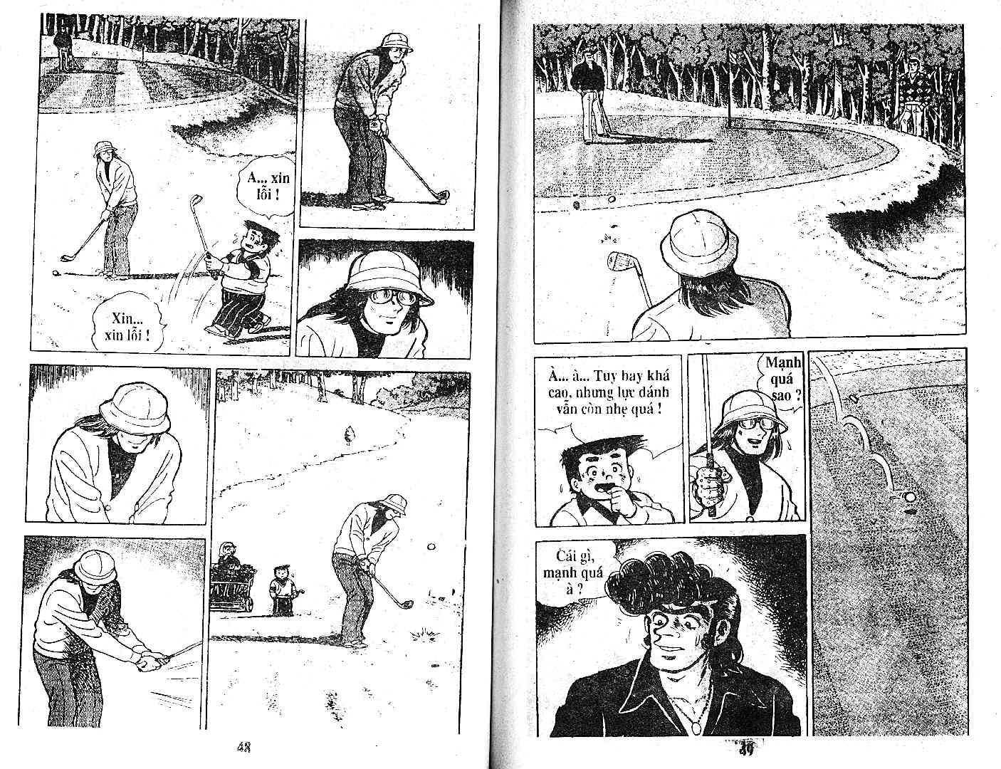 Ashita Tenki ni Naare chapter 26 trang 23