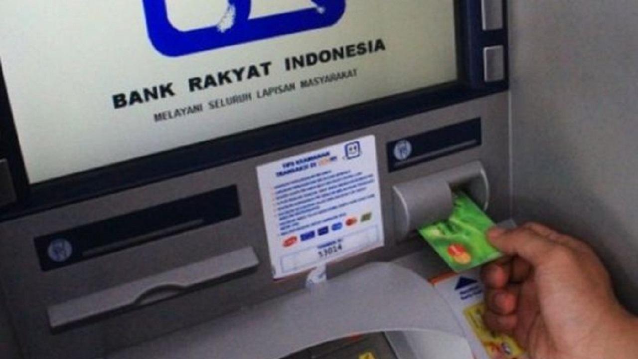 TRANSFER UANG DI BANK BRI TAPI TIDAK PUNYA REKENING BRI