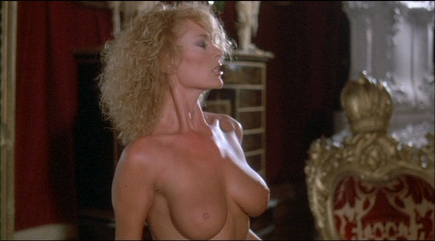 Linnea quigley amp eileen daly