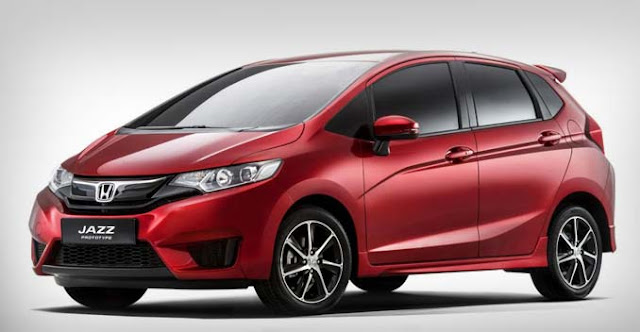 New Honda Jazz Launched in India