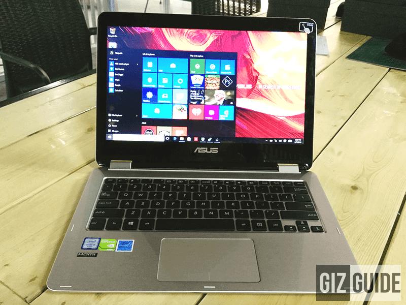 Asus VivoBook Flip TP301 Review!