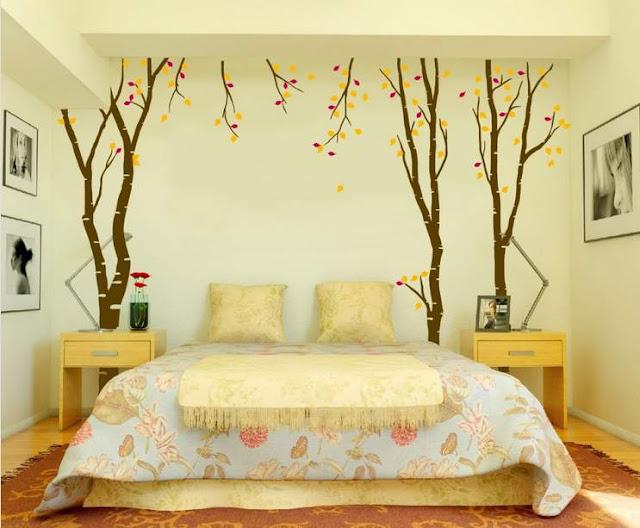 Contoh desain kamar minimalis sederhana