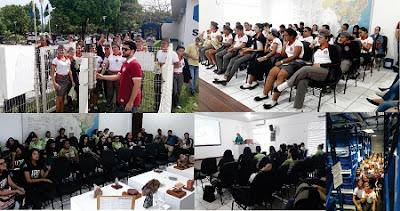 Programa da CPRM contribui para ensino de geociências a estudantes