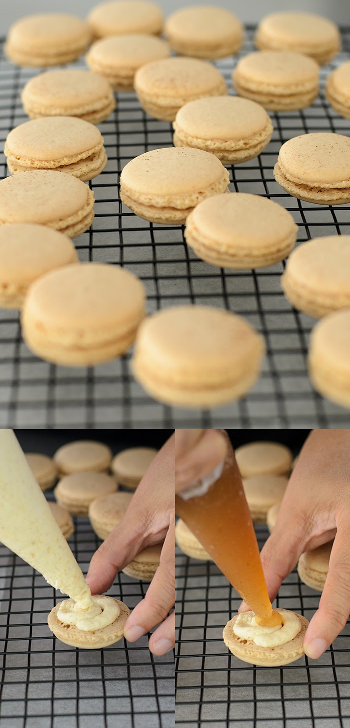 Apple pie buttercream