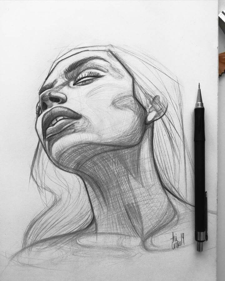 05-Ani-Cinski-Pencil-Drawings-www-designstack-co