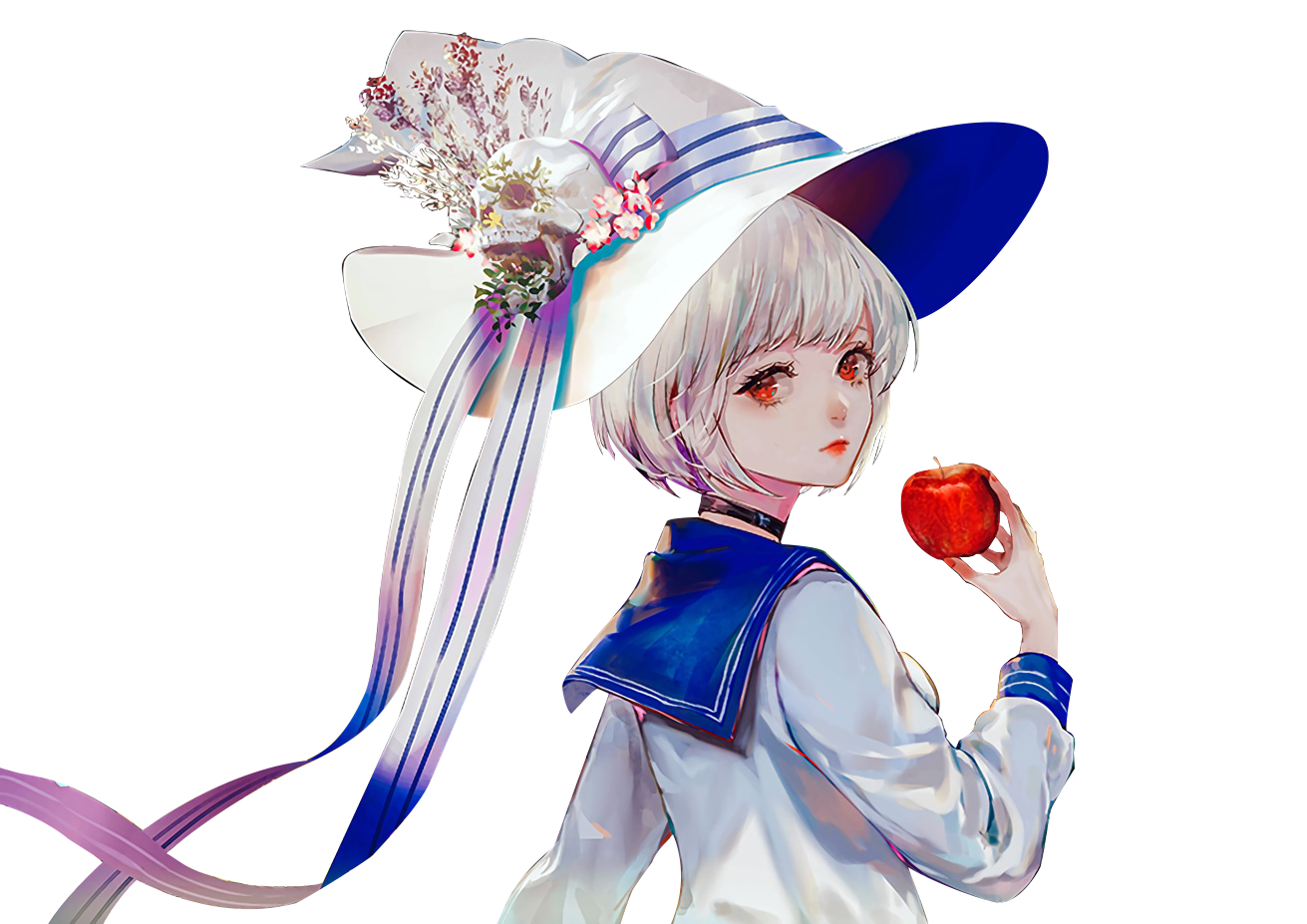 render manzana bruja