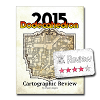 Frugal GM Review: 2015 Dodecahedron Cartographic Review