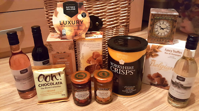 luxury, christmas, food, hamper, prestige-hampers