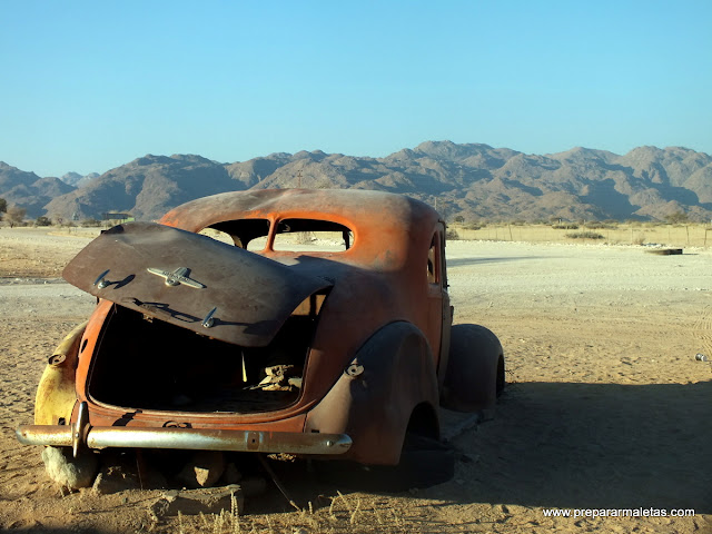 coches solitaire namibia