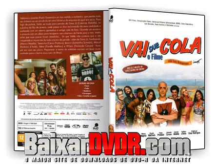 Vai Que Cola (2015) DVD-R Oficial
