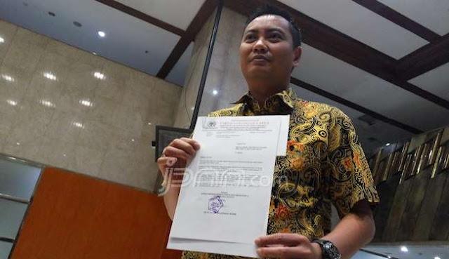 Diahajar Usai Aksi PKI 412 Ketua Golkar DKI Lapor Polisi