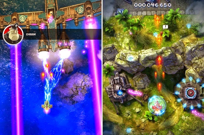 Sky Force 2019 APK Full With Data And Crack Free Download