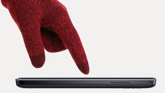 OPPO Joy Glove Mode
