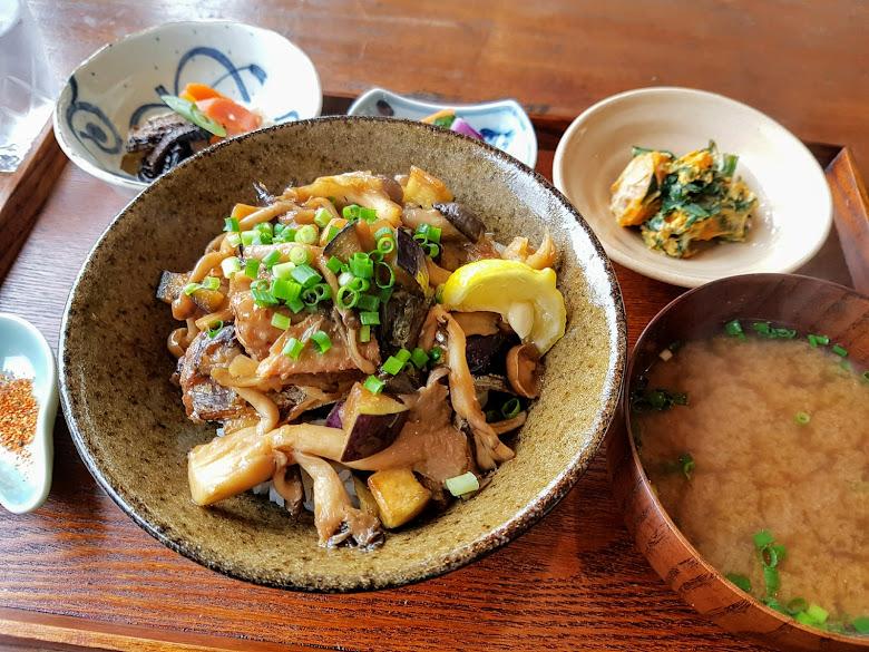 午餐-秋刀魚主廚套餐