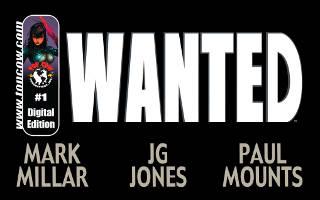 Wanted Comics PDF
