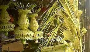 janur kuning decoration pernikahan