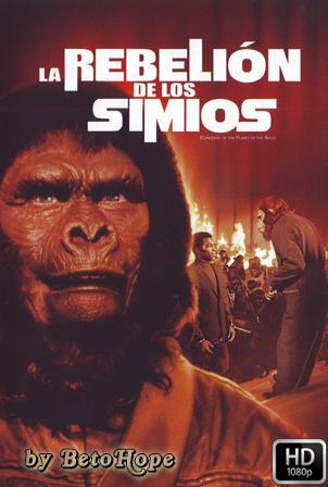 La Rebelion De Los Simios [1080p] [Latino-Ingles] [MEGA]