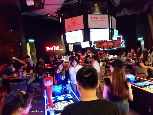 RedTail Bar By Zouk @ Resorts World Genting