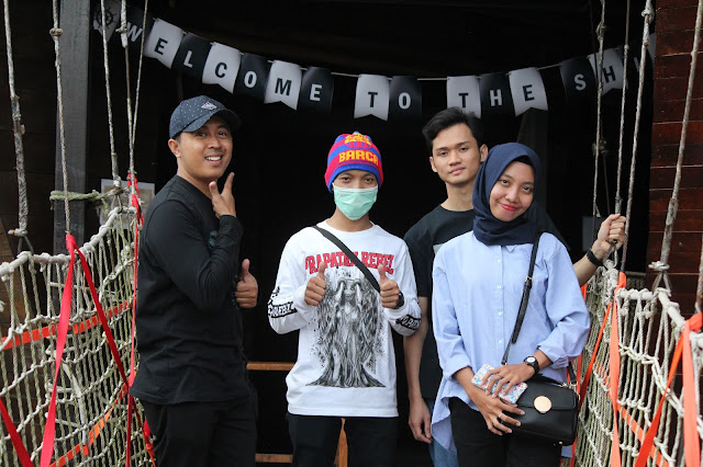 Jadi Baru Kebumen 2018 Tour To Bandung, Best Momen- pinisi resto di situ patenggang bandung 9