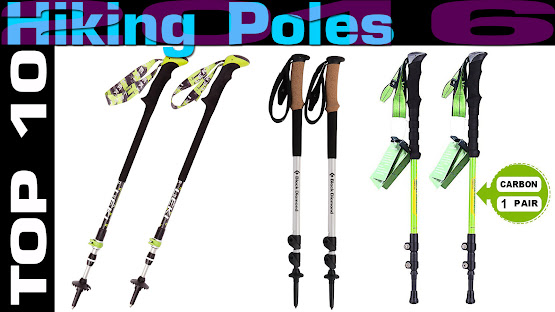 Top 10 Review Products-Top 10 Hiking Poles 2016