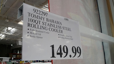 Tommy Bahama Rolling Party Cooler at Costco