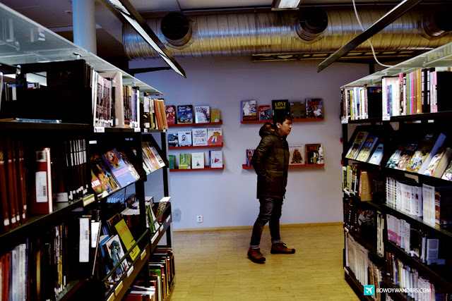 com Singapore Travel Blog Philippines Photo  Woow Tromsø Library in addition to City Archive: Time To Be H5N1 Book Nerd inward Norway