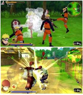 Naruto Shippuden Legends Akatsuki Rising Offline PSP/PSSPP Android