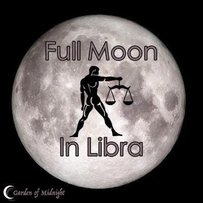 luna piena bilancia fasi lunari