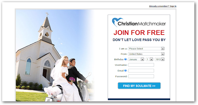 Who has the best christian dating web site