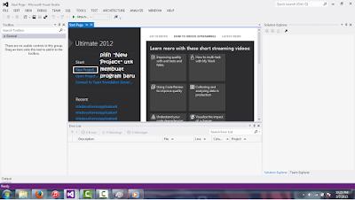 2 - Konversi Suhu(Visual Studio 2012)