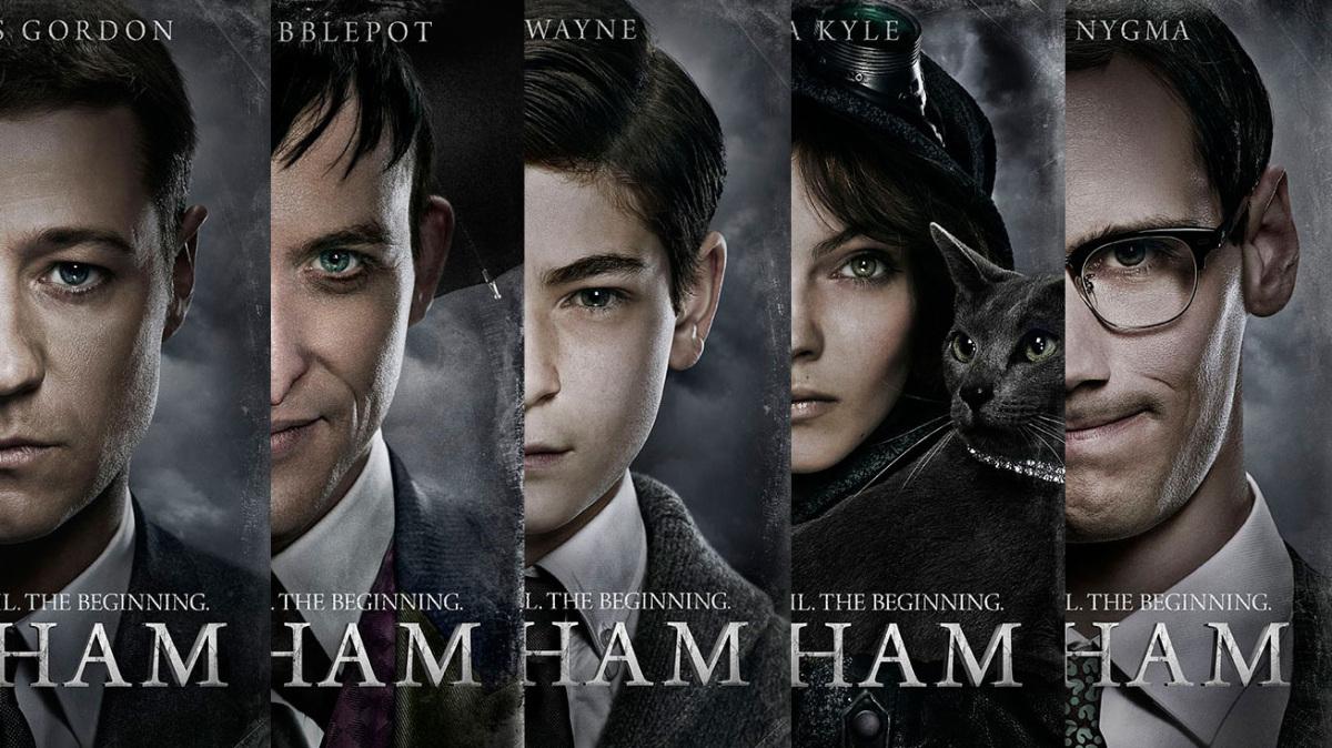 Gotham en latino Gotham temporada 3 espanol
