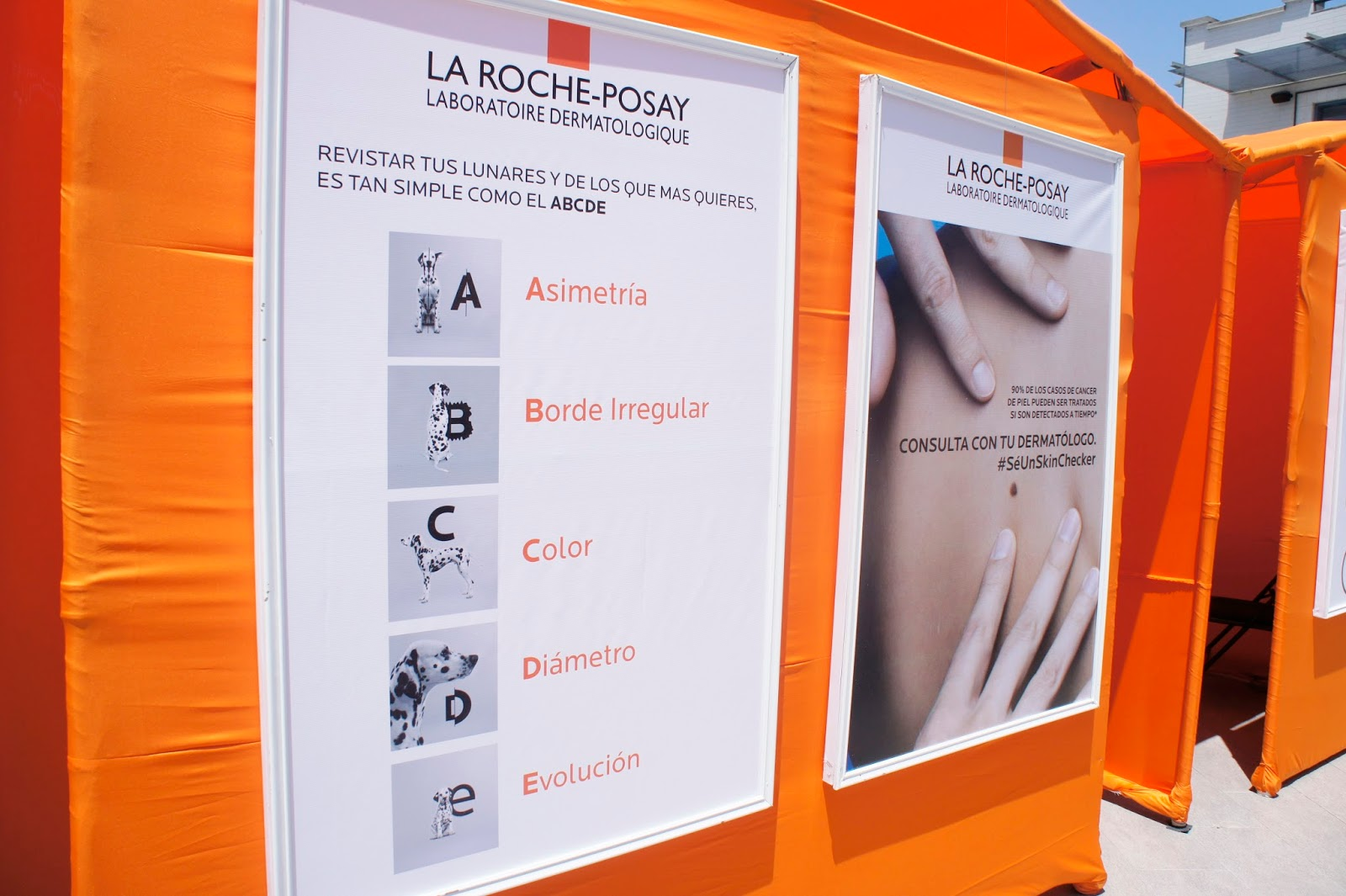 Salud de la Piel - La Roche Posay #SéUnSkinChecker