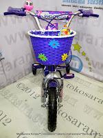 Sepeda Anak Family Glitter 12 Inci