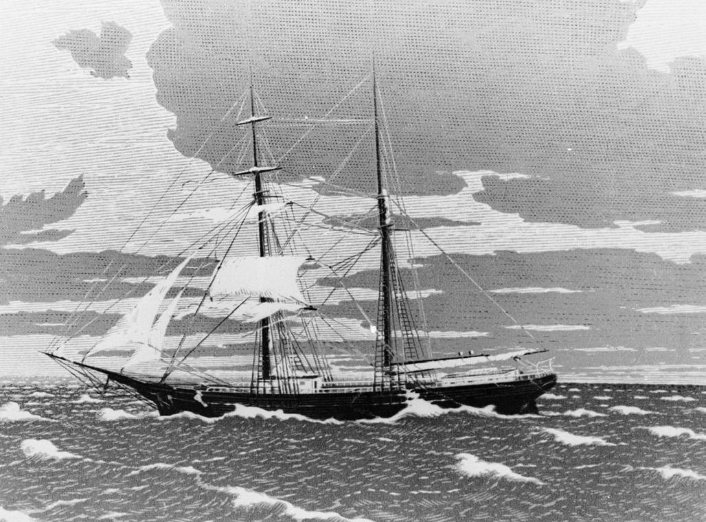 Resultado de imagem para navio Mary Celeste