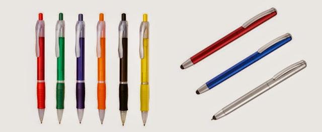 Bolígrafos regalos publicitarios