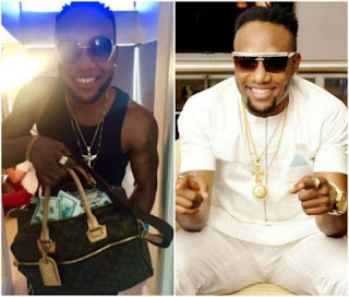 Kcee finally reveals why he stole someone else's dollar photo and posted on his IG
