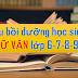 TÀI LIỆU GIẢNG DẠY, BỒI DƯỠNG HỌC SINH GIỎI NGỮ VĂN THCS (LỚP 6-7-8-9)