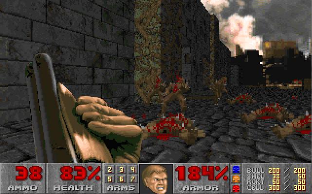 Doom vs Doom 2 | NeoGAF