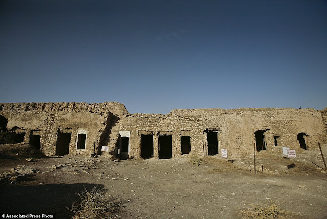 Oldest Christian monastery in Iraq destroyed by ISIS