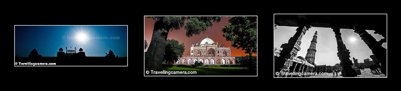 If you are visiting Delhi first time, then (like many others) don't plan a trip to Agra for seeing Taj Mahal. I strongly believe that if you only have a weekend of so, there is lot to see in Delhi (including mini Taj in red stone) and that's the best use of your time. Now let me come to the nest part - prioritization of places to see. Delhi has lot of heritage sites and beautiful architecture to explore. But if you only have a weekend, you can't explore everything. So in my opinion, the very first thing should be 3 World Heritage Sites in Delhi - Qutub Minar, Humayun's Tomb and Red Fort. Now this post doesn't finish here, because I intend to share you a full day plan to visit these places along with the places where you can have your food. Let's check out this post and I hope that it helps you plan your day trip in the capital city of India - Delhi.