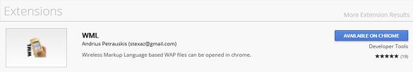 cara akses situs wap dari google chrome