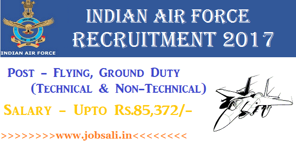 Indian Air force Careers, Indian Air Force jobs, Join Indian Air Force